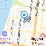 Всероссийское общество инвалидов на карте Астрахани