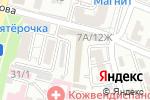 Схема проезда до компании Р-Медиа в Астрахани