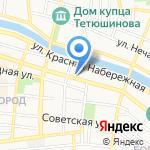 Магазин электронных испарителей на карте Астрахани