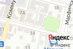 Схема проезда до компании Впиве в Астрахани