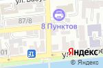 Схема проезда до компании Леона в Астрахани