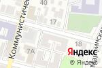 Схема проезда до компании Канц Сервис в Астрахани