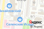 Схема проезда до компании Магазин живой рыбы в Астрахани