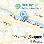 Центр эстетического воспитания детей и молодежи на карте Астрахани