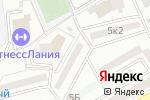 Схема проезда до компании SALON 5+ в Астрахани