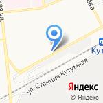 Угона.нет на карте Астрахани