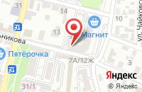 Схема проезда до компании Даир-Строитель в Астрахани