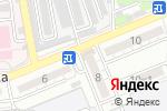 Схема проезда до компании Манила в Астрахани