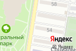 Схема проезда до компании Главное бюро медико-социальной экспертизы по Астраханской области в Астрахани