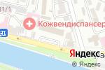 Схема проезда до компании Профит в Астрахани