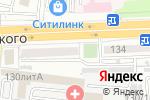 Схема проезда до компании Нотариус Антонова Т.А. в Астрахани