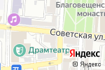 Схема проезда до компании Сервис Плюс в Астрахани