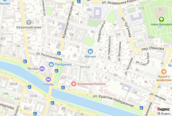 купить квартиру в ЖК ул. Марфинская 15