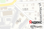 Схема проезда до компании Лаборатория по подбору автоэмалей в Астрахани