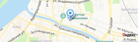 Lisa на карте Астрахани