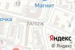 Схема проезда до компании МАБ Темпбанк, ПАО в Астрахани