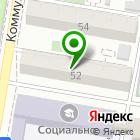 Местоположение компании Умники и умнички