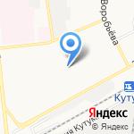 Новое Поколение на карте Астрахани