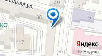 Компания 7 Луза на карте