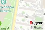 Схема проезда до компании Ремонтная фирма в Астрахани