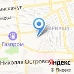 АРТ-Мастер на карте Астрахани