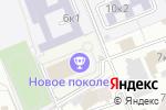 Схема проезда до компании Юниор в Астрахани