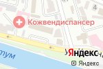 Схема проезда до компании Энфорта в Астрахани