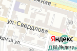 Схема проезда до компании Дом-музей В. Хлебникова в Астрахани