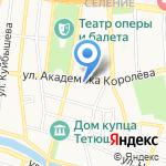 Decoreffect на карте Астрахани
