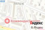 Схема проезда до компании Оконные системы в Астрахани