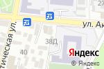 Схема проезда до компании Мастерская по художественной росписи интерьеров в Астрахани