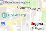 Схема проезда до компании Прокуратура Кировского района г. Астрахани в Астрахани