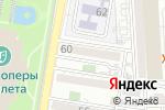 Схема проезда до компании Россервис в Астрахани