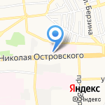 Структурное подразделение №2 на карте Астрахани
