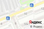 Схема проезда до компании Мир красоты в Астрахани