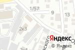 Схема проезда до компании СэВэН в Астрахани