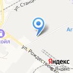 SPORT30 на карте Астрахани