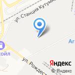 Т.Б.М.-Юг на карте Астрахани