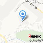 Исправительная колония №6 на карте Астрахани