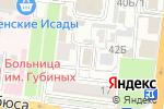 Схема проезда до компании 40 пудов в Астрахани