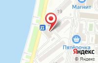 Схема проезда до компании Бобер-Мастер в Астрахани