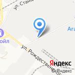 Лесной профи на карте Астрахани