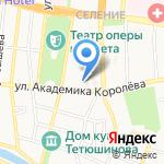Союз Дизайнеров России на карте Астрахани