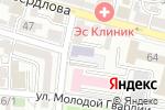 Схема проезда до компании Детский сад №25 в Астрахани