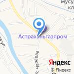 Администрация на карте Астрахани