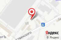 Схема проезда до компании Аркада в Астрахани