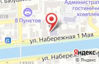 Схема проезда до компании Колледж жилищно-коммунального хозяйства в Астрахани