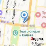Holliday на карте Астрахани