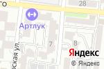 Схема проезда до компании Карамельки-Кидс в Астрахани