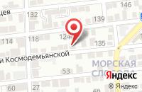 Схема проезда до компании Издательский Дом  в Астрахани